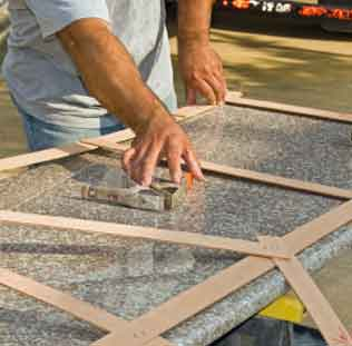 Fabricators Omicron Granite Amp Tile