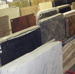 Products - Omicron Granite & Tile