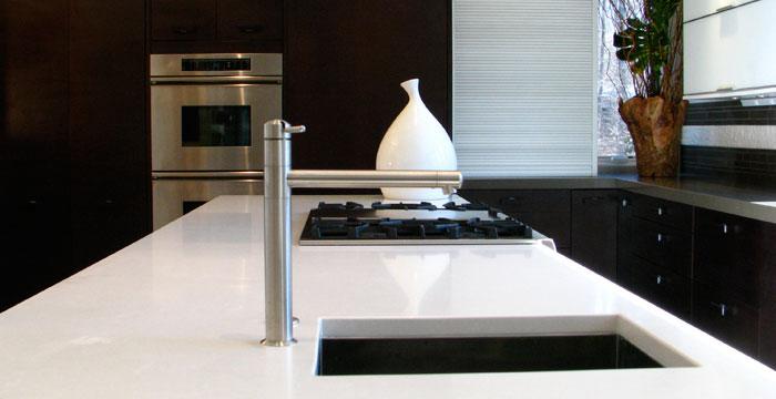 Organic White 4600 Omicron Granite Amp Tile