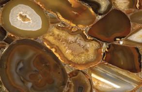 Sfumato Brown Agate - 8310