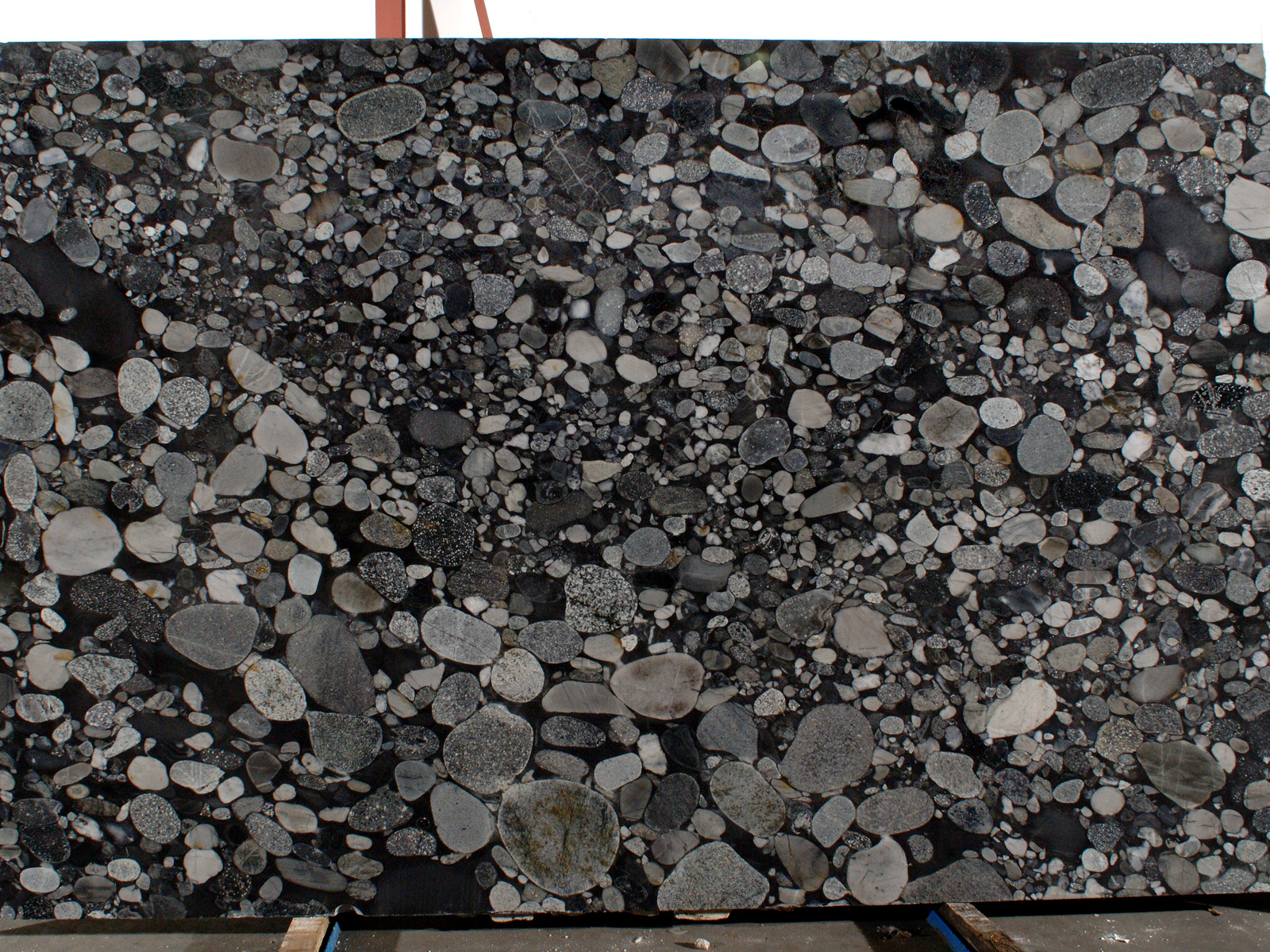 Black Mosaic Omicron Granite Amp Tile
