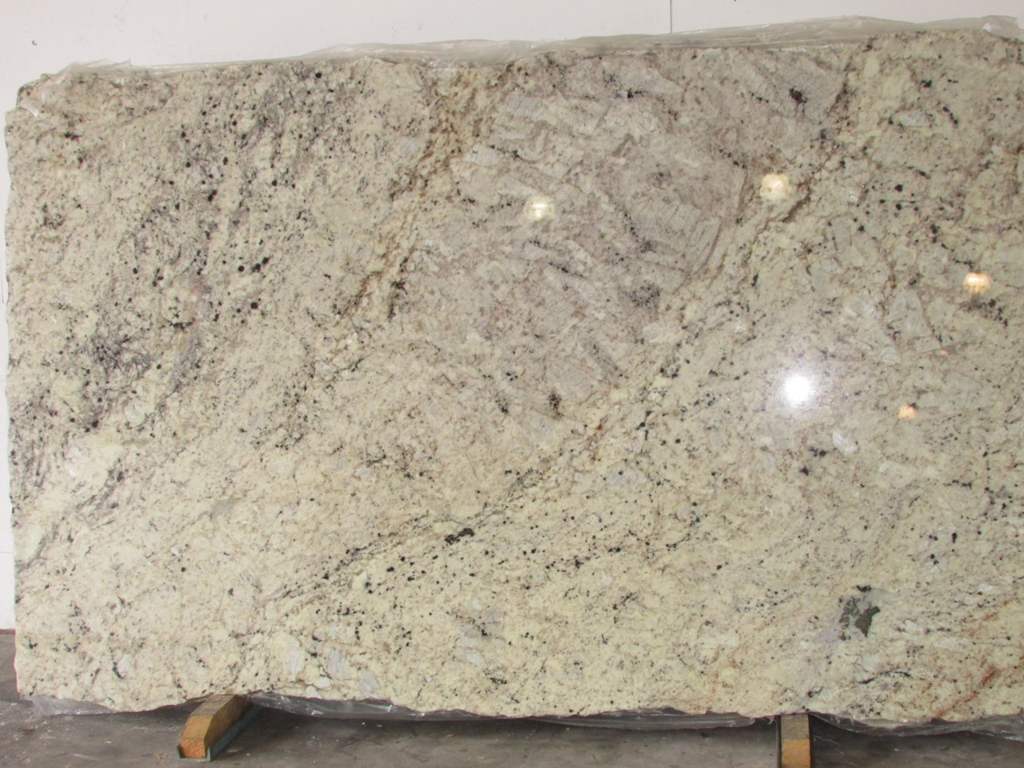 White Galaxy Omicron Granite Amp Tile