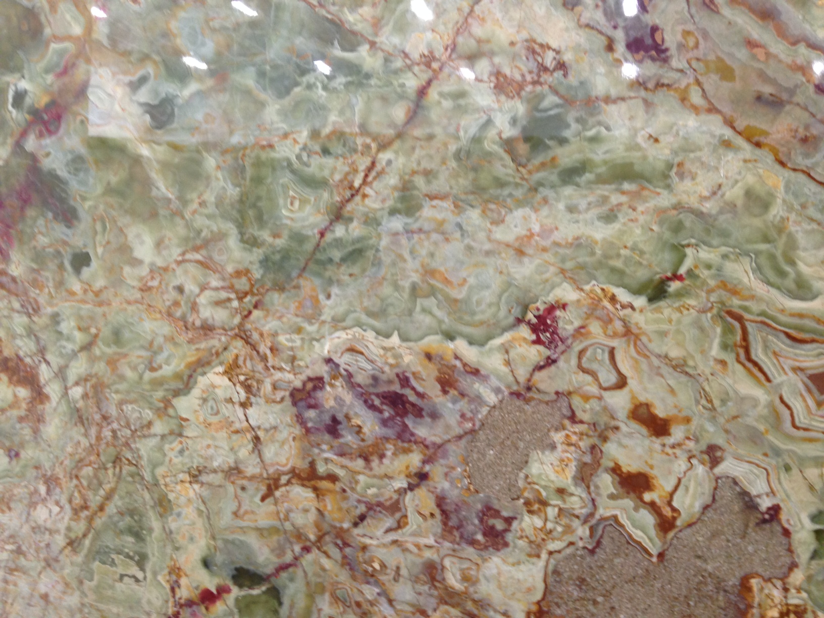Green Onyx Omicron Granite Amp Tile