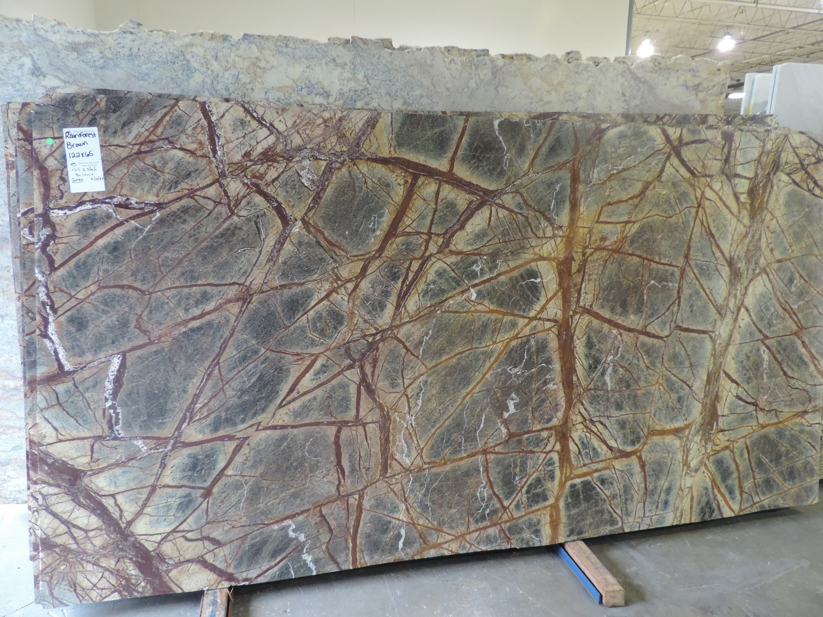 Rainforest Brown Omicron Granite Amp Tile