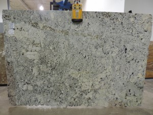 Alaska White Supreme - granite