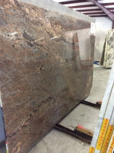 JUPARANA CREAM BORDEAUX - granite