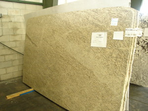 Giallo Ornamental - granite