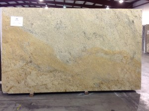 Golden Wave - granite