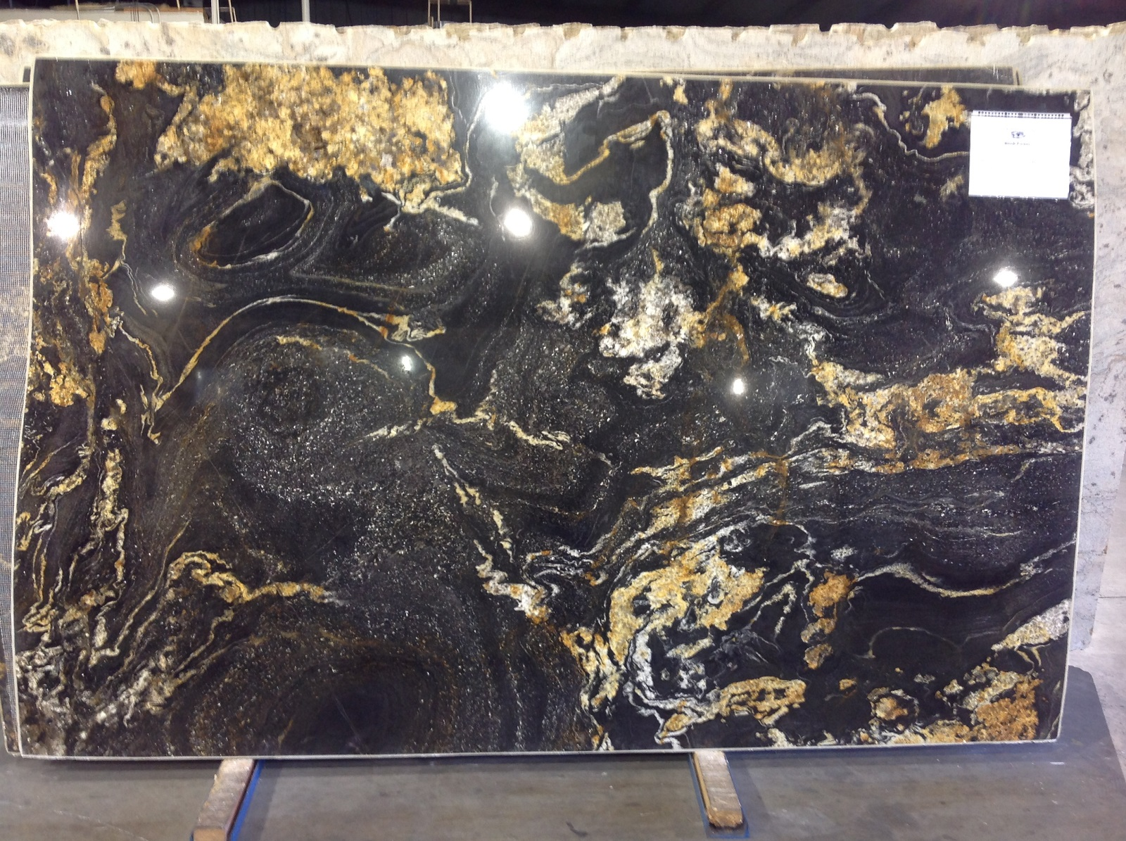 Black Fusion Omicron Granite Amp Tile
