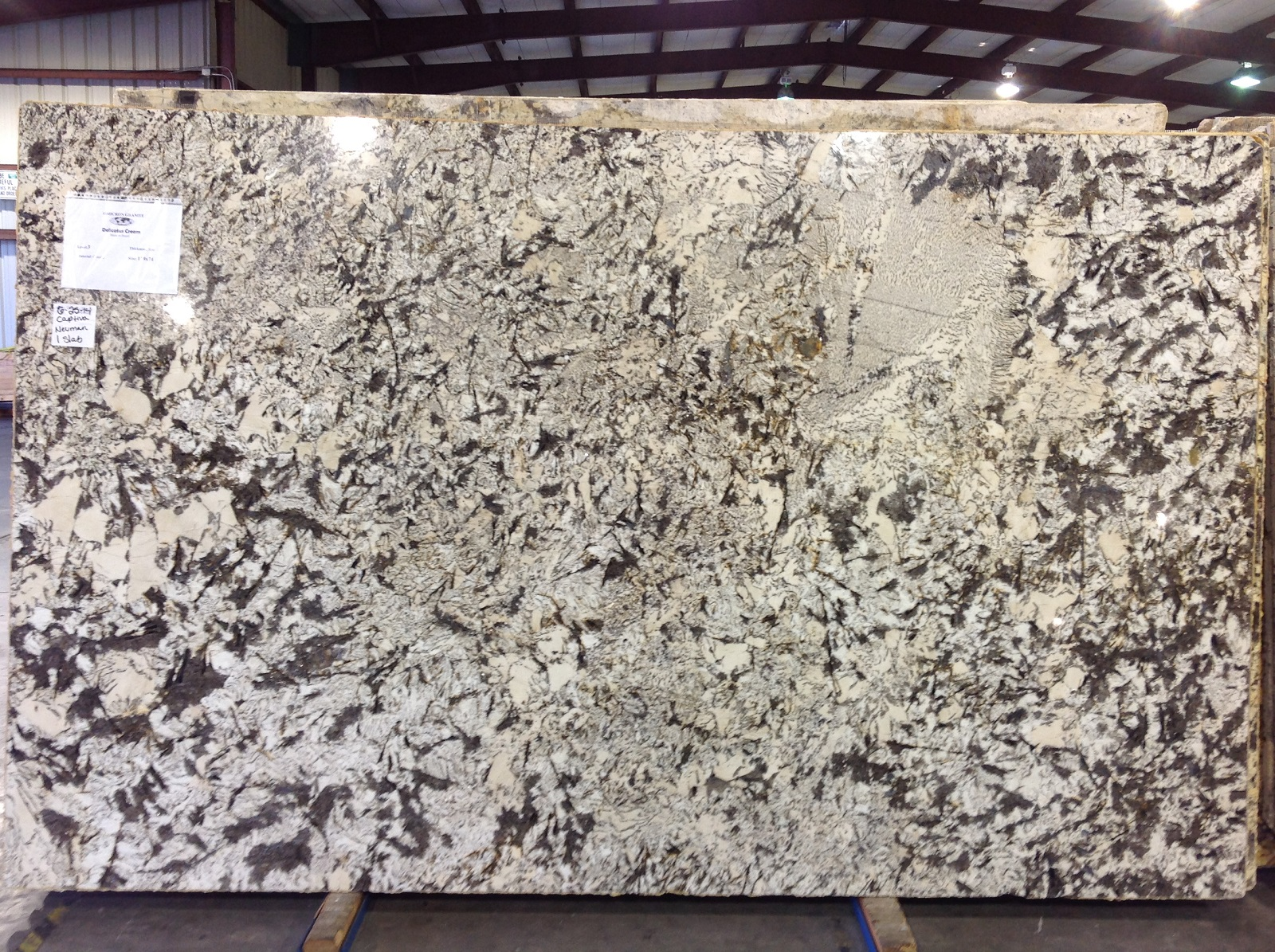 Delicatus Cream Omicron Granite Tile