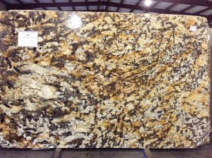 Juparana Golden Extra - granite