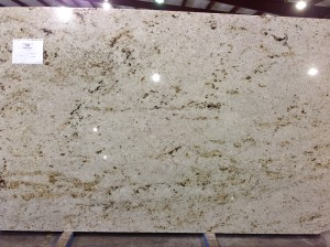 Colonial Cream - granite