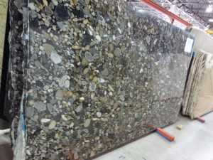 Marinace Gold Slab - granite