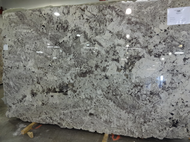 White Orion Omicron Granite Amp Tile